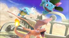 Ivysaur is One-third of the Pokemon Trainer's team
