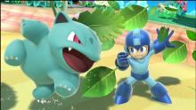 Ivysaur's had the biggest improvement when it comes to his facial expressions