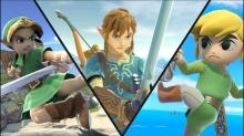 Now that Young Link is back, there are now three versions of Link in the game.