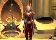 Je'daii Warrior's Armor Set