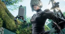 2B has been a highly requested guest character, and she will appear in Soul Calibur VI!