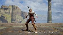 From The Witcher series, Ciri looks bold and beautiful in Soul Calibur VI.