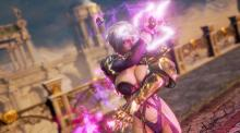 The dangerously gorgeous Ivy makes her way into Soul Calibur VI.