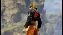 From the popular manga/anime, Naruto looks stunning in the Soul Calibur VI world.