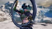 Tira is the first DLC character in Soul Calibur VI, due to high fan demand.