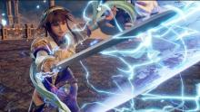 The lovely Xianghua returns after being absent in Soul Calibur V!