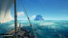 Sail a vast ocean with a crew of your friends in Sea of Thieves
