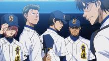While they are talented in their sport, are they talent enough to make it to nationals? Watch Ace of Diamond and watch their journey.