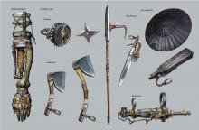 sekiro shadows die twice top 5 best prosthetics