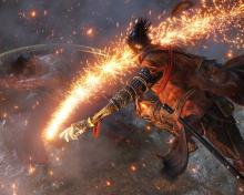 The Shinobi Firecrackers are a useful pair for many combat arts as it leaves your opponents open for attack.