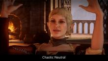 Sera is an Example of a Chaotic Neutral Character.
