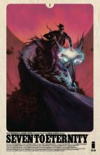 Another title from Image, Seven to Eternity is absolutely stunning for its whole duration
