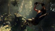 Lara can fight in close combat too