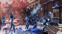 In Shadow Warrior 2, Lo Wang has a few more tools at his disposal than ninjas of ages past