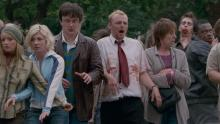Simon Pegg is hilarious in this side-splitting zombie comedy
