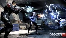 Shepard's allies are huge assets in combat.