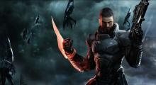 Bioware allowed for a much more aggressive play style in Mass Effect 3.