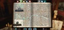 This map will show you where you need to go in Sherlock Holmes.