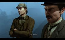 Play as Holmes and Watson in Sherlock Holmes: Crimes and Punishments