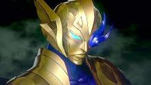 Shin Megami Tensei V armored character