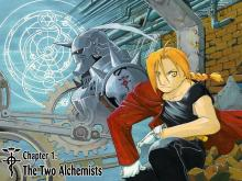 Both Edward and Alphonse serve their country as alchemists.