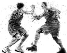 The world of competative basketball is cutthroat.
