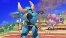 An assist trophy from an indie game that didn't get a spot on the roster