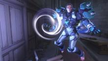 Sigma activates Kinetic Grasp to absorb incoming attacks