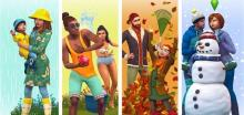 Each season brings an assortment of new experiences for your sims.