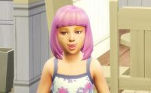 With Slice of Life your child sims can lose their front teeth. Adorable!