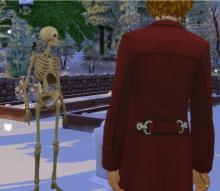 Sims looking for a different magical path to take can choose to follow the Old Gods and offer up souls of the innocent to increase their power.