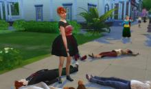 Set up your very own murder mystery party where you're the killer!
