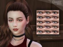 Give your Sims eyes that you could drown in with these beautiful replacements.