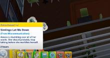 Sims now speak different languages based on where they live and communication errors can cause death by embarrassment.