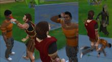 Make any Sim regret what they did to you and end their miserable life with a Kiss of Death or simply throw a poisoned drink in their face. Watch your enemies perish.