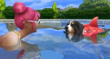 As an animal lover myself, to do activities with your favorite animals is a dream come true! Especially for sims who choose to be an Animal Rescuer!