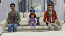 Spice up family life with this drama centric mod.