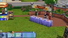 The sims has some odd events.