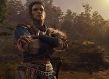 Greedfall Siora arms crossed