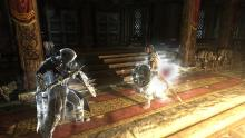Skyrim In Game Enchantment Battle Against Foe