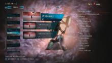 A screenshot of some of Dante's best Swordmaster skills
