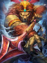Anhur is an Egyptian Hunter and the best god for Duel in SMITE