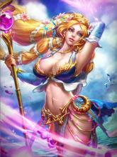 Aphrodite is a Greek Mage and ranks as the best Solo Laner in SMITE