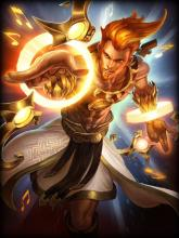 Apollo is a Greek Hunter and ranks third overall for ADCs in SMITE