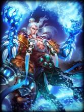 He Bo is a Chinese Mage and the second best god for Duel in SMITE
