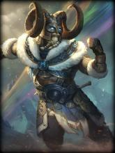 Heimdallr is a Norse Hunter and the fourth best god for Duel in SMITE