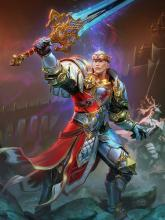 King Arthur is an Arthurian Warrior and the fifth best god for Conquest in SMITE