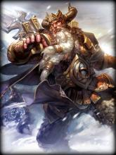 Odin is a Norse Warrior and ranks as the fourth best Solo Laner in SMITE