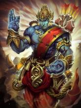 Rama is a Hindu Hunter and ranks best overall for ADCs in SMITE