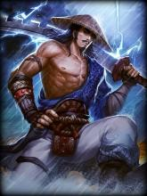 Susano is a Japanese Assassin and ranks as the third best in SMITE